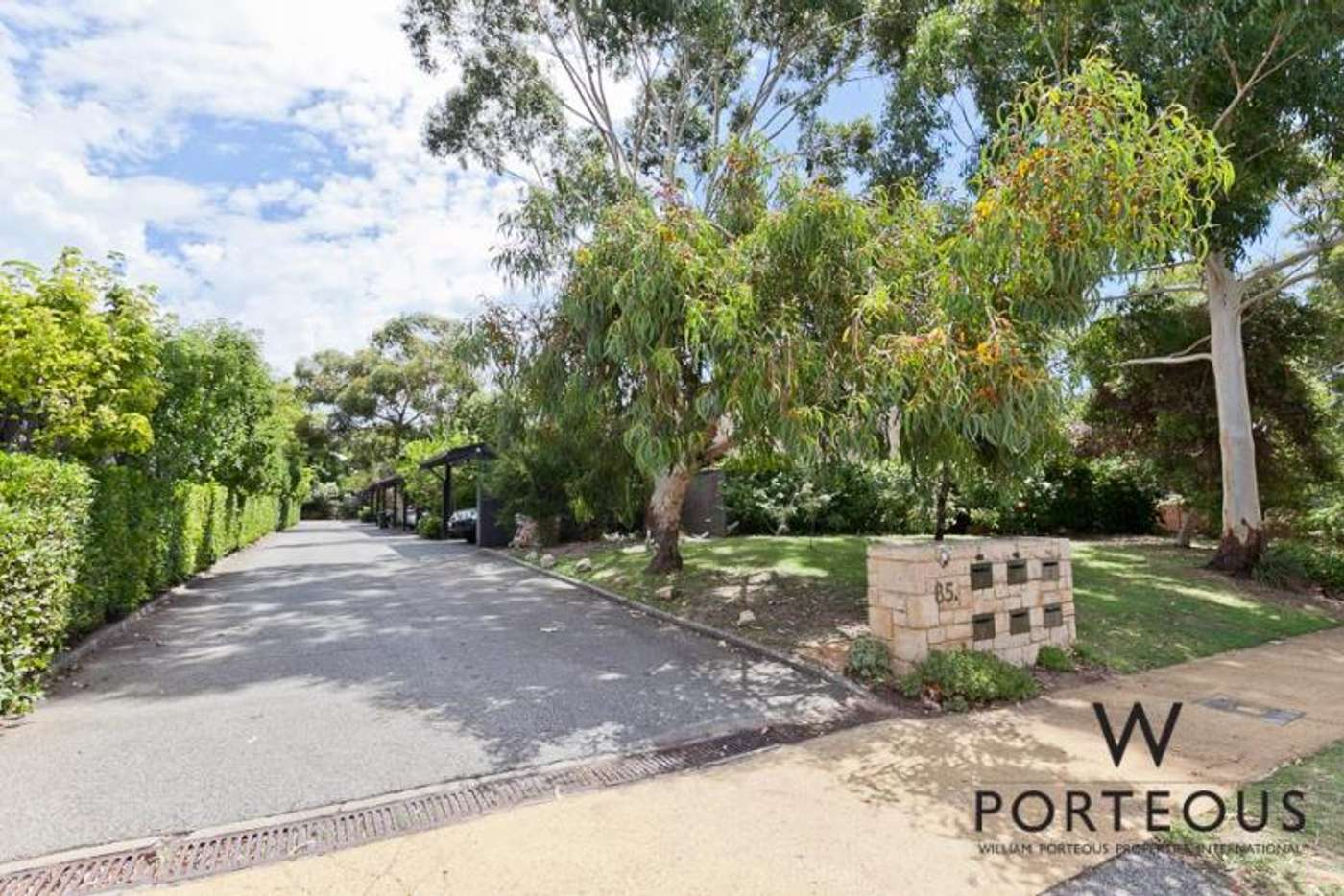Main view of Homely house listing, 2/85A Bay View Terrace, Claremont WA 6010