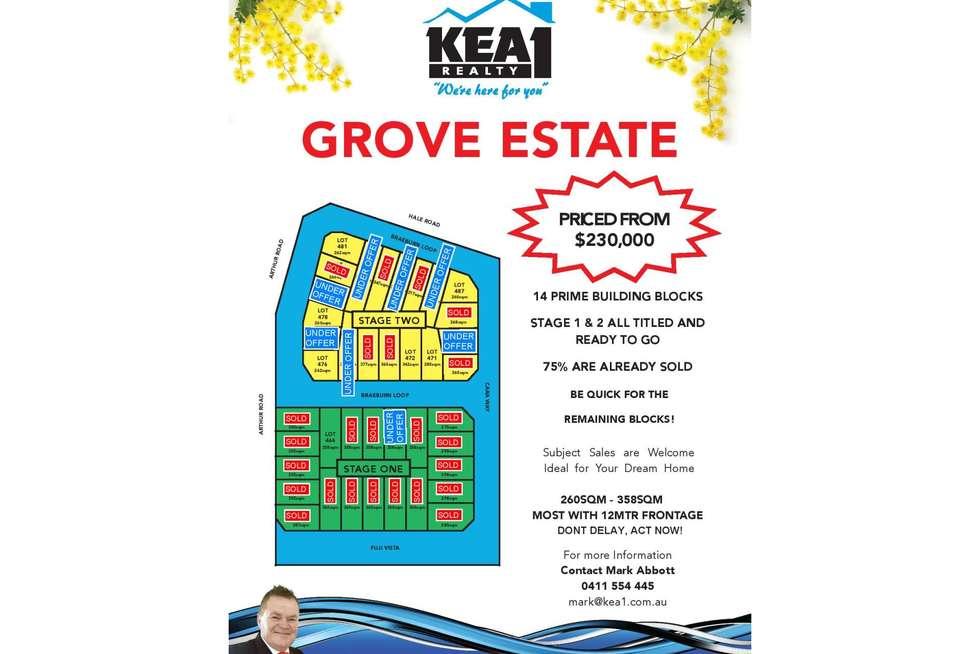 Third view of Homely residentialLand listing, 466 Braeburn Loop, Wattle Grove WA 6107