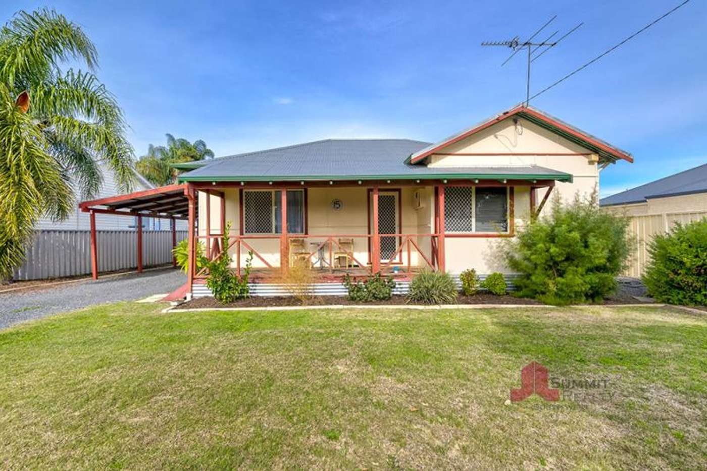 Main view of Homely house listing, 15 Woonnar Street, Carey Park WA 6230