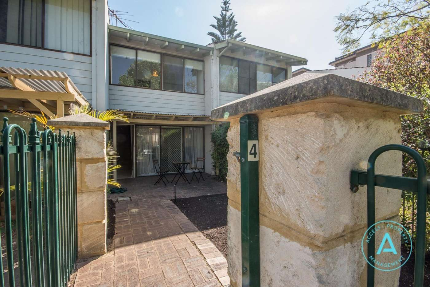 Main view of Homely townhouse listing, 4/41 Mill Point Road, South Perth WA 6151