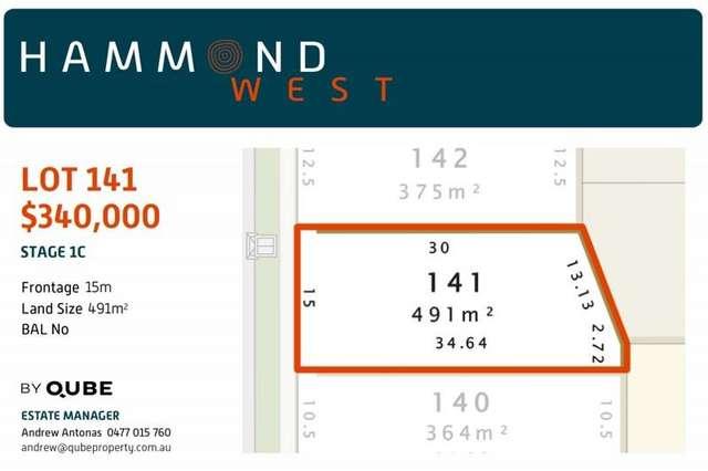 Lot 141, Almond Close