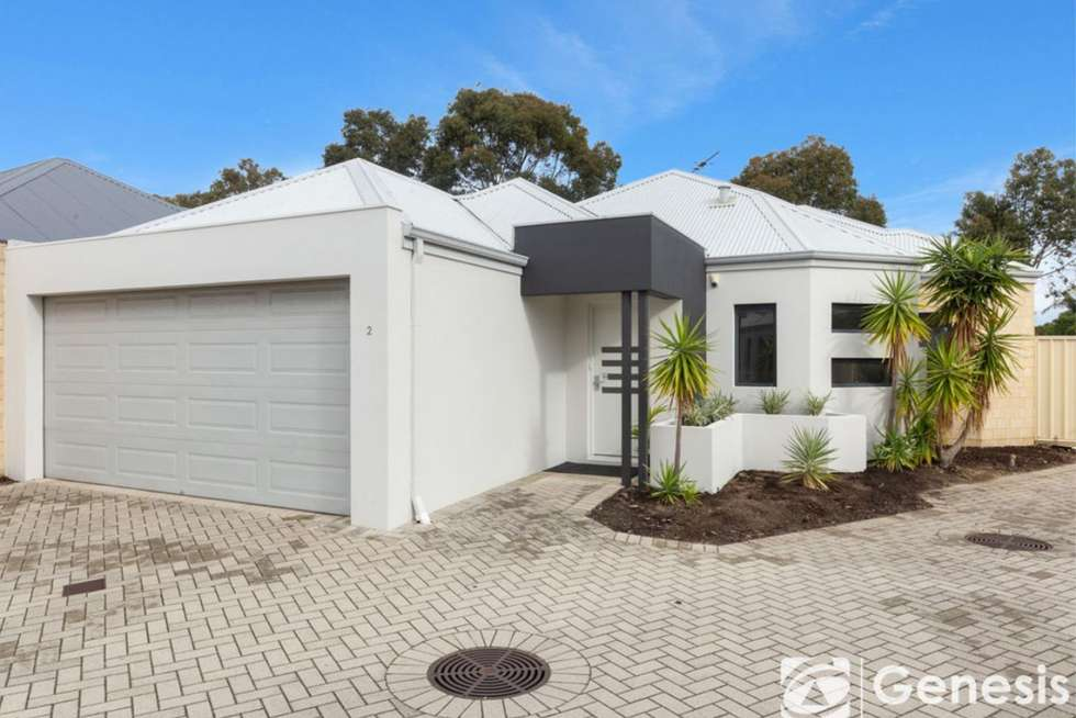 Second view of Homely unit listing, 2/18 Malting Court, Canning Vale WA 6155