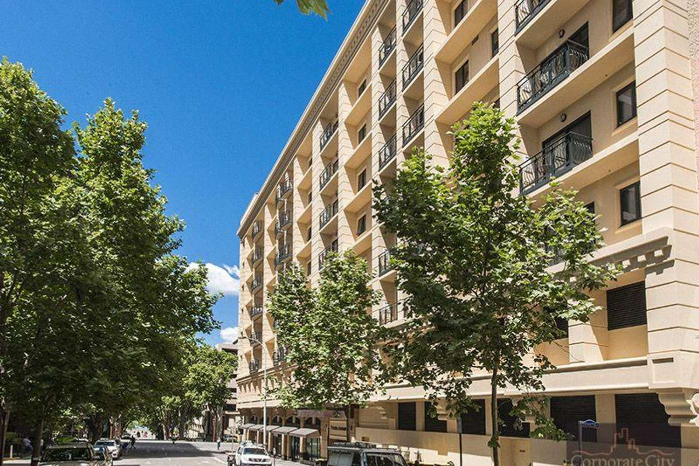 Main view of Homely apartment listing, V606/9 Victoria Ave, Perth WA 6000