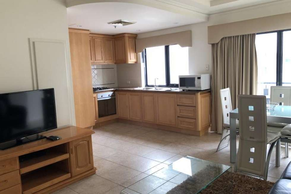 Second view of Homely apartment listing, V606/9 Victoria Ave, Perth WA 6000