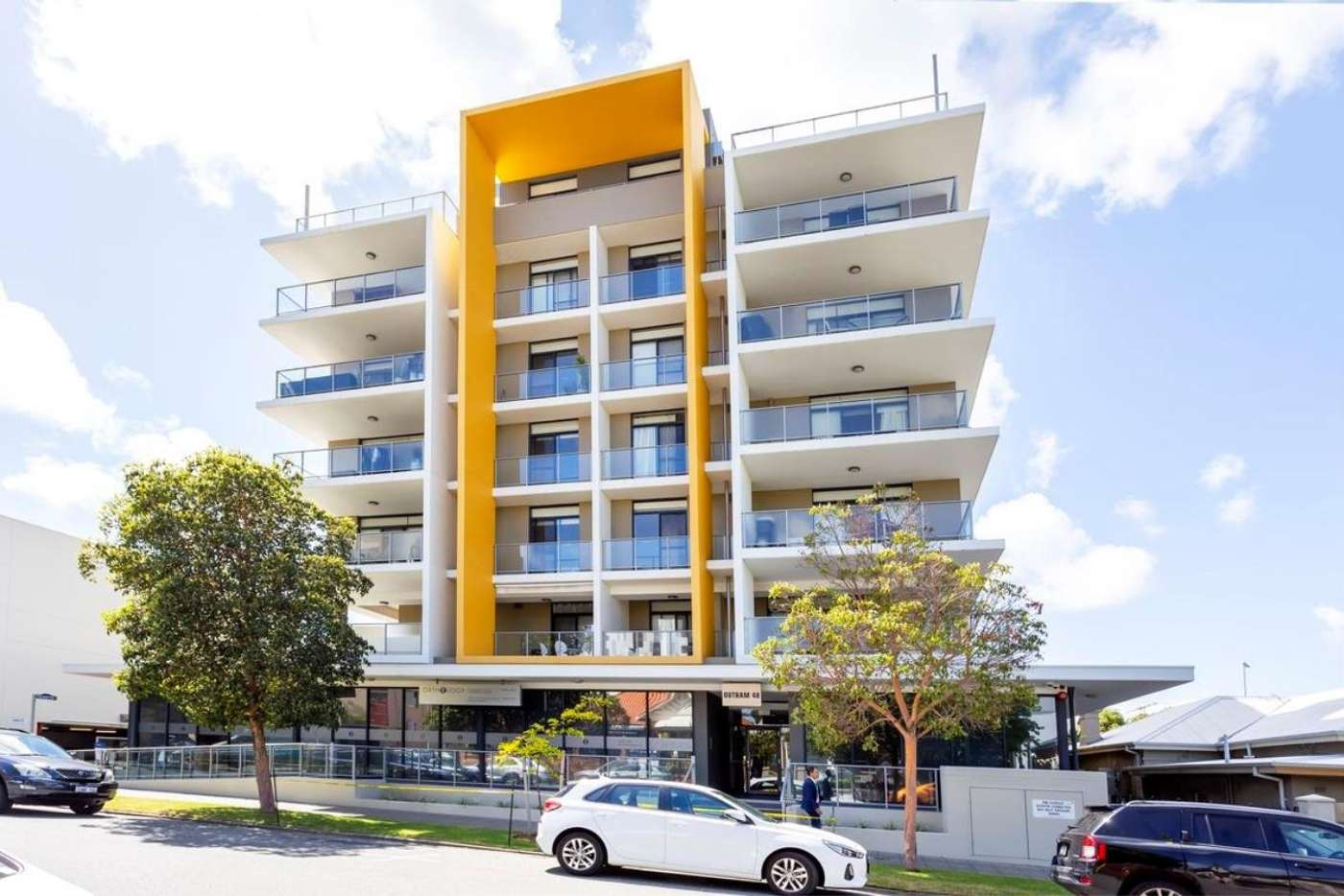 Main view of Homely apartment listing, 203/48 Outram Street, West Perth WA 6005