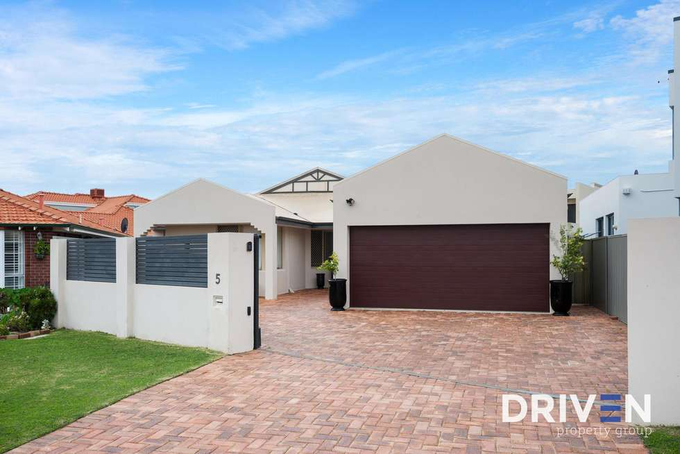 Second view of Homely house listing, 5 Summit Court, Dianella WA 6059