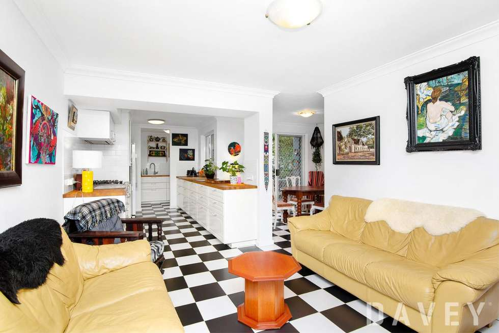 Second view of Homely house listing, 3/98 Deanmore Road, Scarborough WA 6019