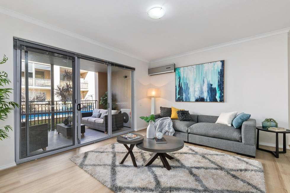Second view of Homely apartment listing, 15/134 Aberdeen Street, Northbridge WA 6003