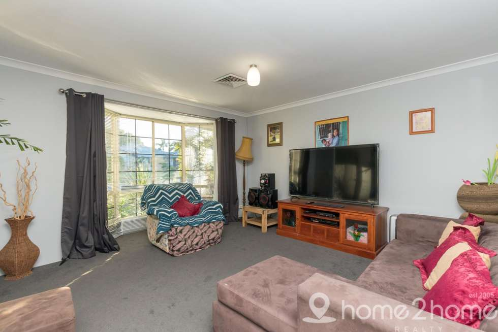 Third view of Homely house listing, 3 Mission Place, Cooloongup WA 6168