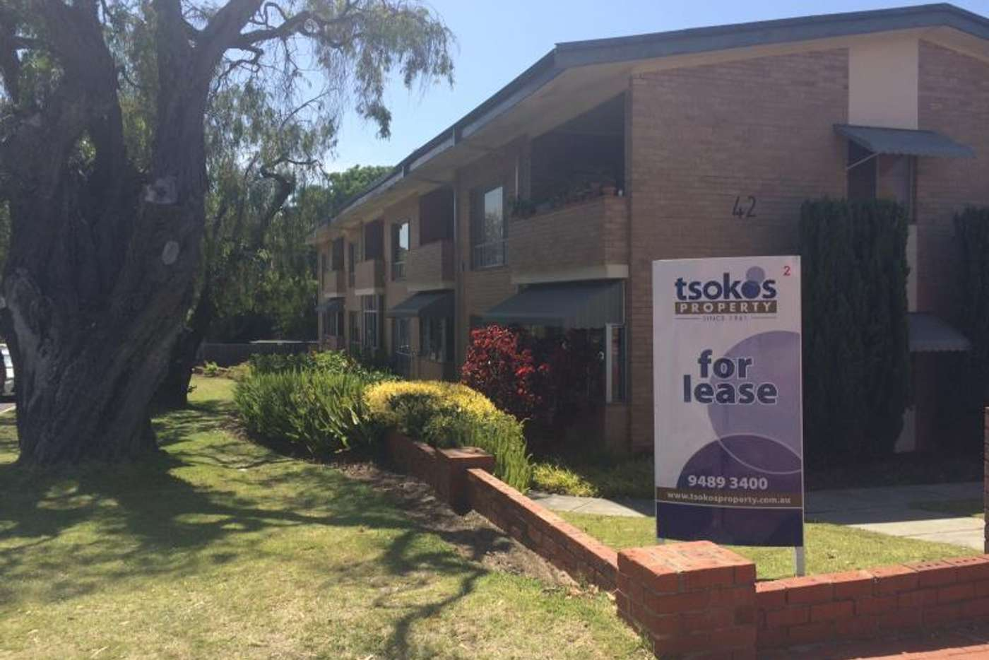 Main view of Homely apartment listing, 2/42 Broadway, Nedlands WA 6009