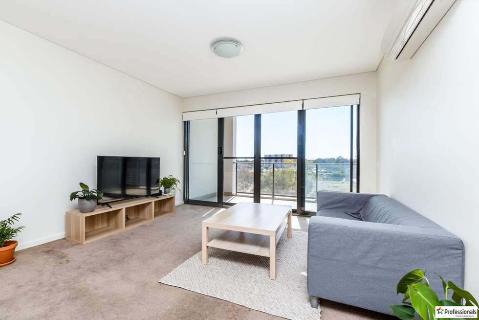 Second view of Homely apartment listing, 102/10 Sleeper Lane, Cockburn Central WA 6164