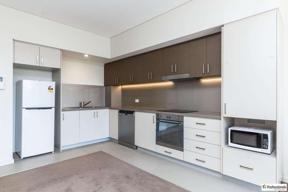 Third view of Homely apartment listing, 102/10 Sleeper Lane, Cockburn Central WA 6164