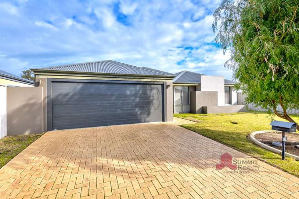 Second view of Homely house listing, 29 Milesi Bend, Dalyellup WA 6230