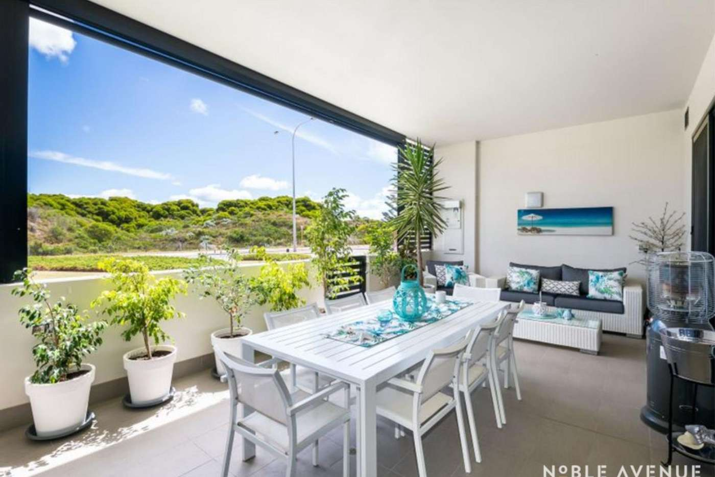 Main view of Homely apartment listing, 1/46 Angove Drive, Hillarys WA 6025