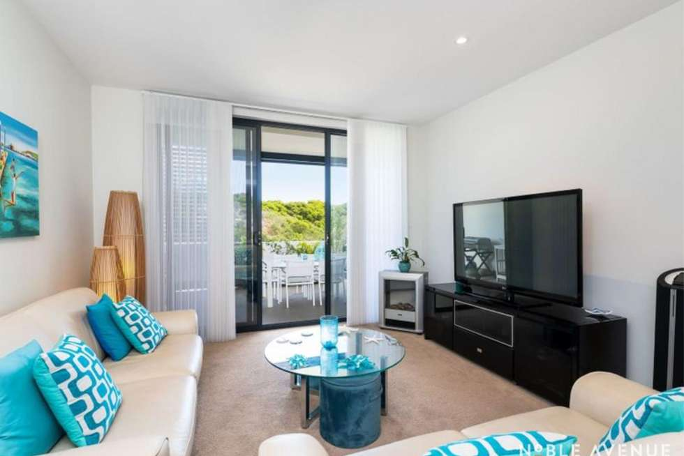 Third view of Homely apartment listing, 1/46 Angove Drive, Hillarys WA 6025