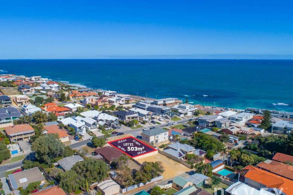 Second view of Homely residentialLand listing, 9 Gull Street, Marmion WA 6020