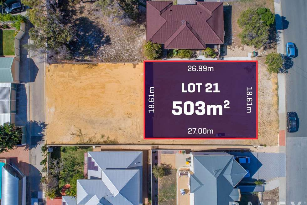 Third view of Homely residentialLand listing, 9 Gull Street, Marmion WA 6020