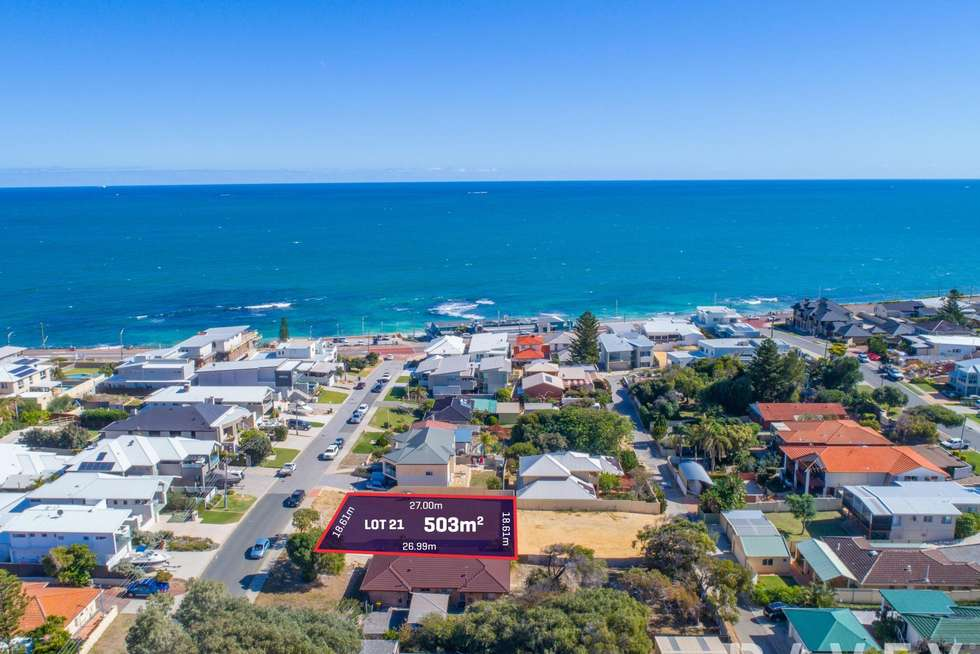 Fourth view of Homely residentialLand listing, 9 Gull Street, Marmion WA 6020