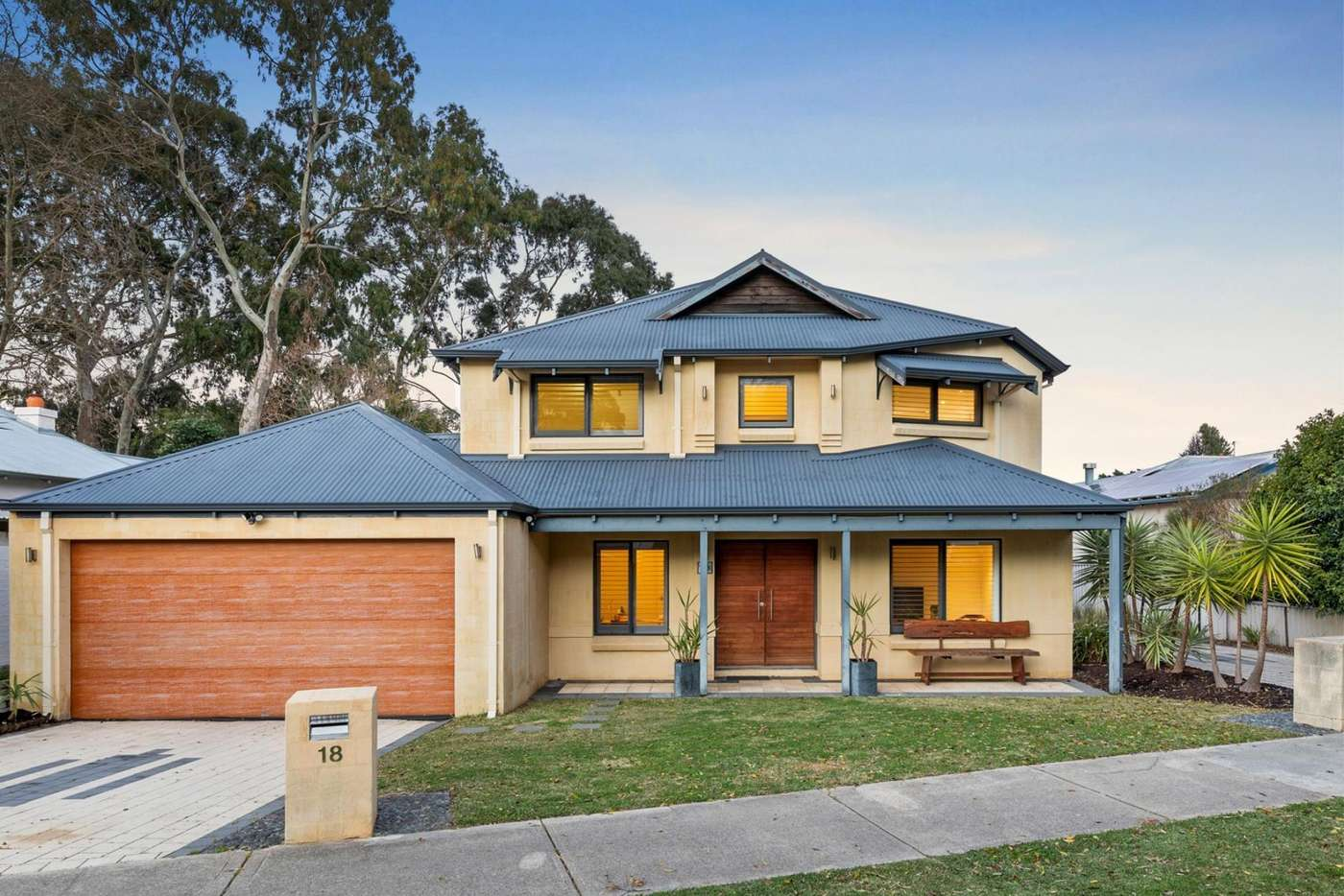 Main view of Homely house listing, 18 Auckland Street, North Perth WA 6006