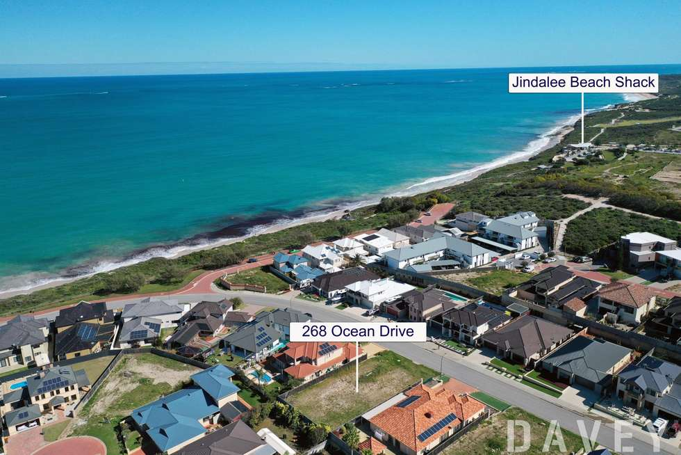 Third view of Homely residentialLand listing, 268 Ocean Drive, Quinns Rocks WA 6030