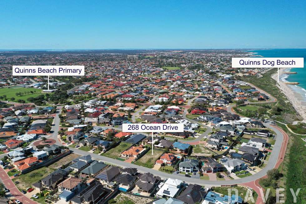 Fourth view of Homely residentialLand listing, 268 Ocean Drive, Quinns Rocks WA 6030