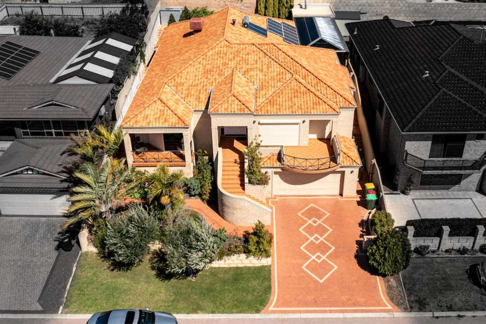 Second view of Homely house listing, 8 Strickland Court, Coogee WA 6166
