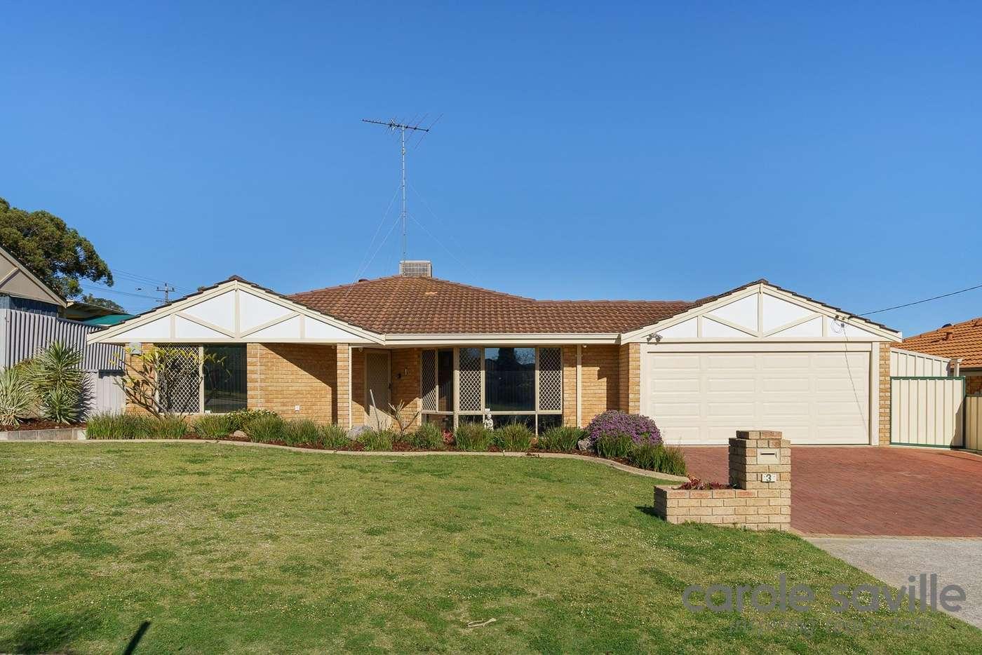 Main view of Homely house listing, 3 Haddington Street, Beldon WA 6027