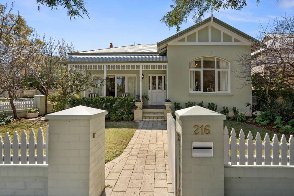 Second view of Homely house listing, 216 Heytesbury Road, Subiaco WA 6008