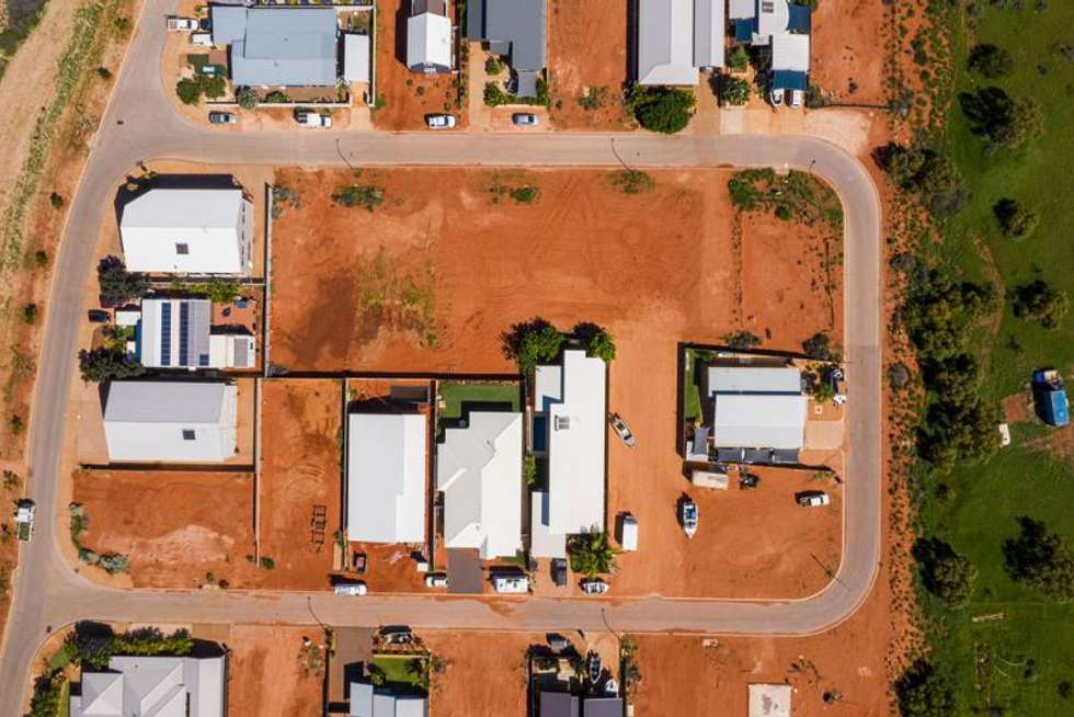 Second view of Homely residentialLand listing, 3 Searaven Crescent, Exmouth WA 6707