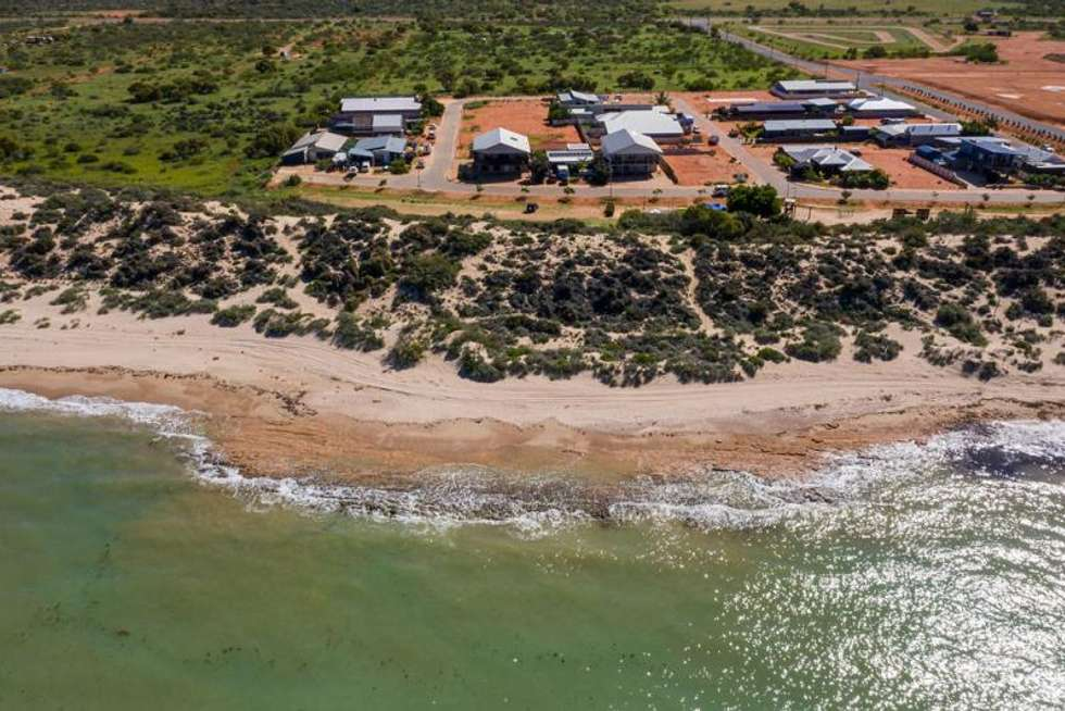 Third view of Homely residentialLand listing, 3 Searaven Crescent, Exmouth WA 6707