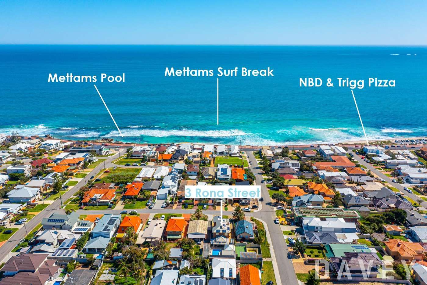 Main view of Homely house listing, 3 Rona Street, North Beach WA 6020