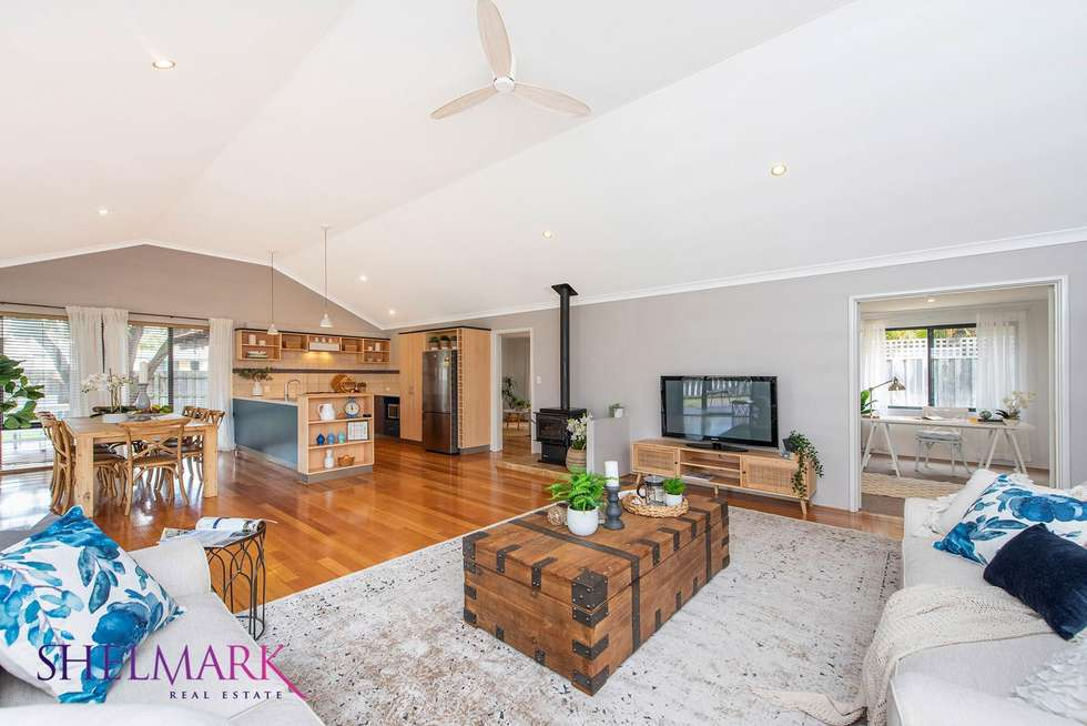 Second view of Homely house listing, 12 Otago Pass, Meadow Springs WA 6210