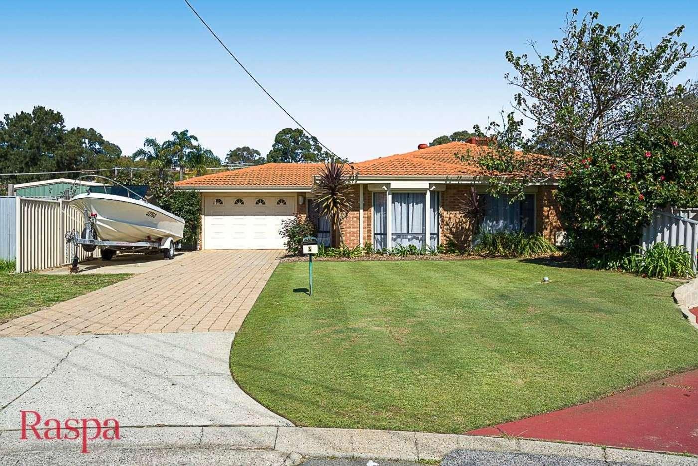 Main view of Homely house listing, 4 Glenorn Court, Yangebup WA 6164