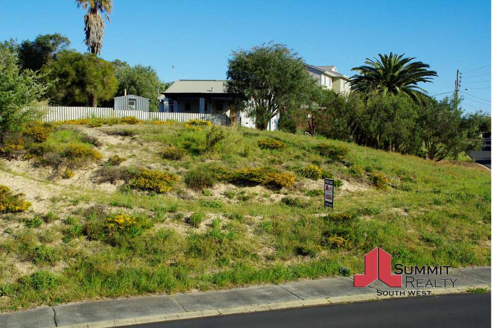 Second view of Homely residentialLand listing, 9 Allan Road, Binningup WA 6233