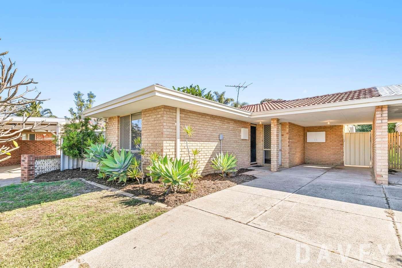 Main view of Homely semiDetached listing, 12B Ellara Court, Alexander Heights WA 6064
