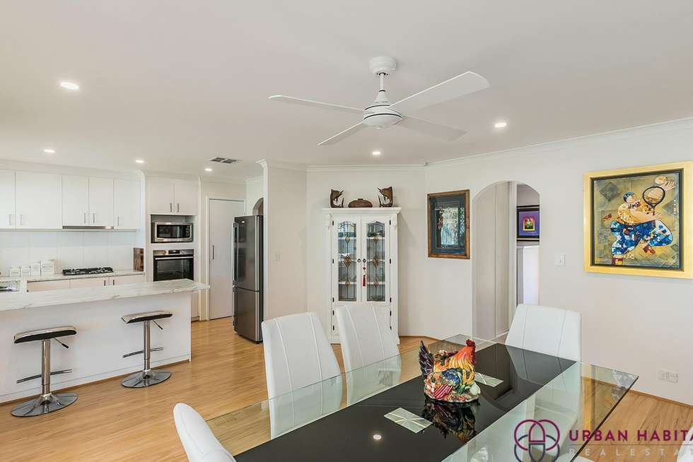 Second view of Homely house listing, 16 Glencoe Place, Cooloongup WA 6168