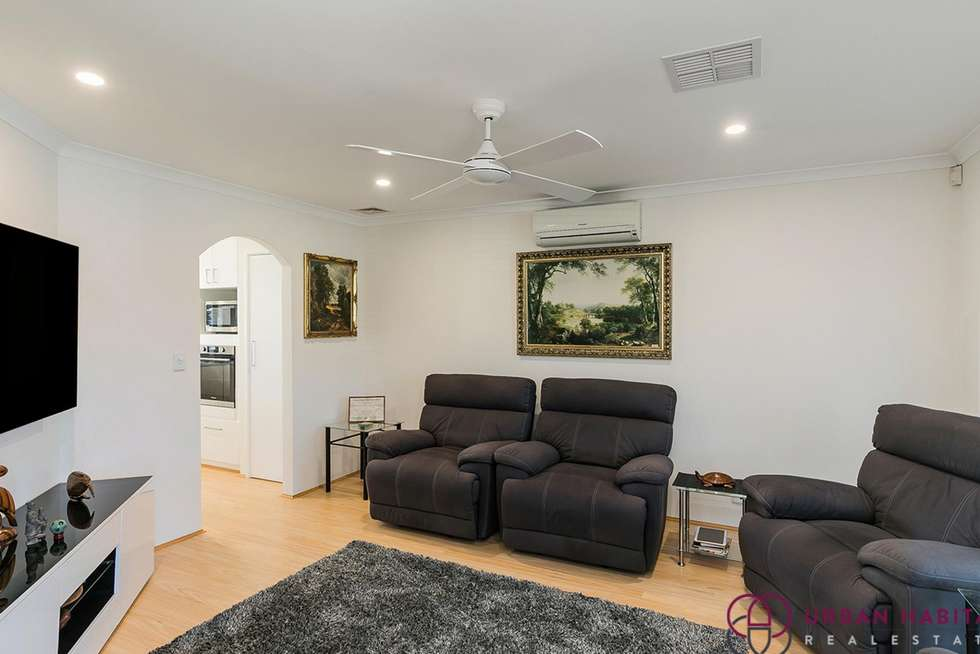 Fifth view of Homely house listing, 16 Glencoe Place, Cooloongup WA 6168