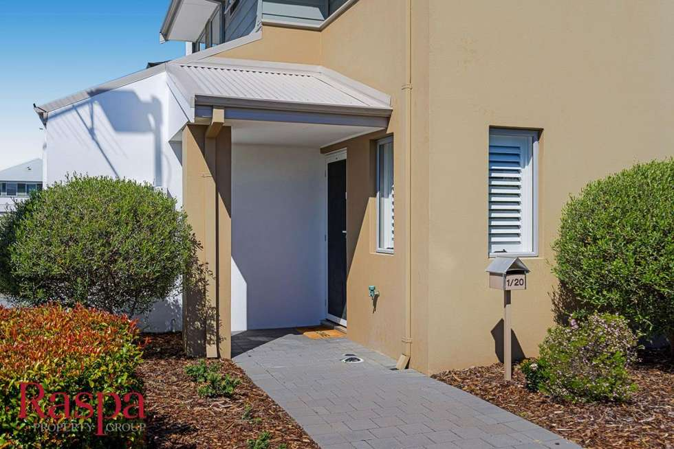 Third view of Homely townhouse listing, 1/20 Scholar Terrace, Coolbellup WA 6163