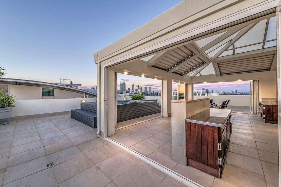 Third view of Homely apartment listing, 8C/73 Mill Point Road, South Perth WA 6151