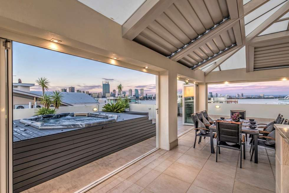 Fourth view of Homely apartment listing, 8C/73 Mill Point Road, South Perth WA 6151