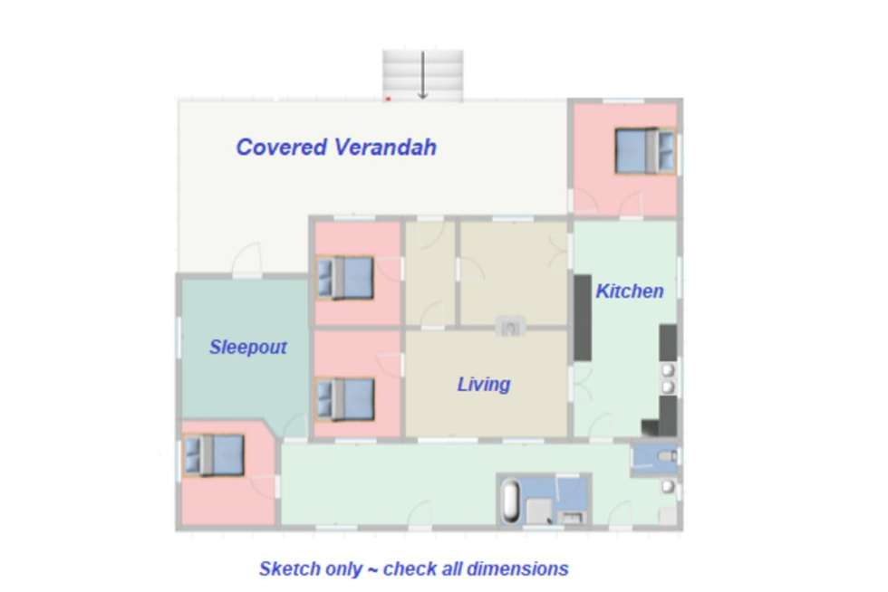 Fourth view of Homely house listing, 150 Bindi Bindi, Toodyay Road, Toodyay WA 6566