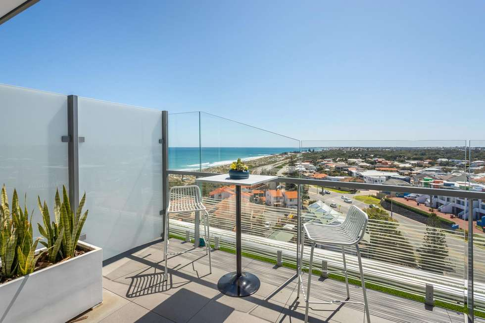 Second view of Homely apartment listing, 61/171 West Coast Highway, Scarborough WA 6019
