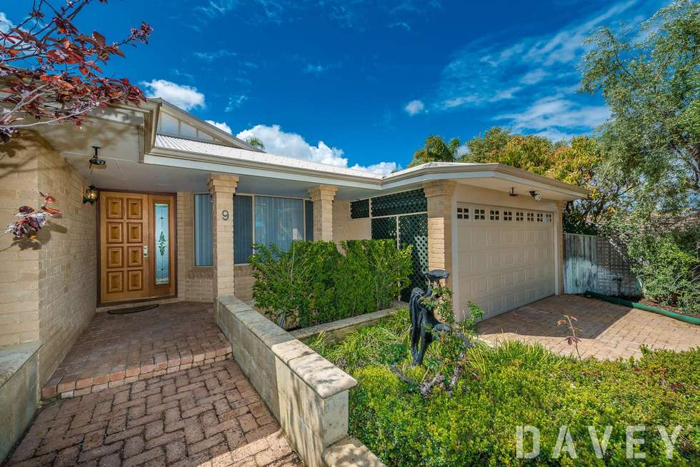 Second view of Homely house listing, 9 Angelina Court, Kingsley WA 6026