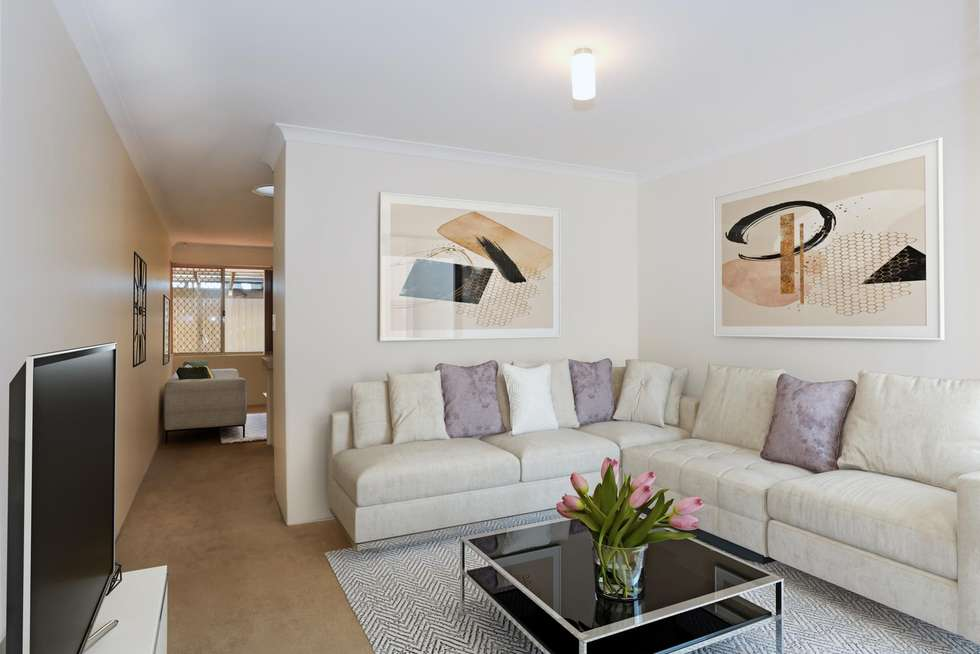 Second view of Homely villa listing, 4/19 Warwick  Street, St James WA 6102