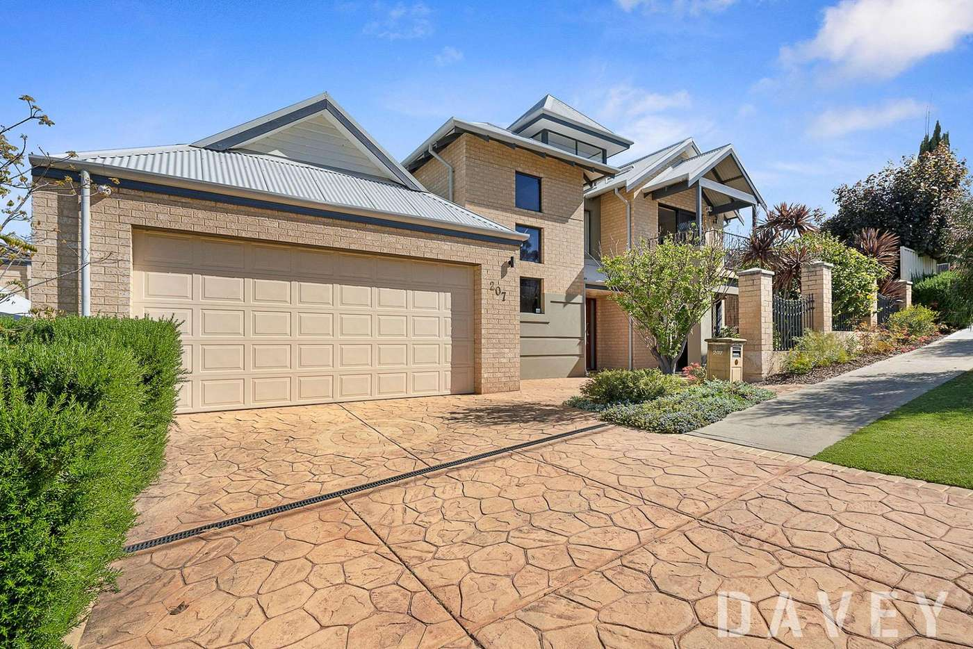 Main view of Homely house listing, 207 Newborough Street, Doubleview WA 6018