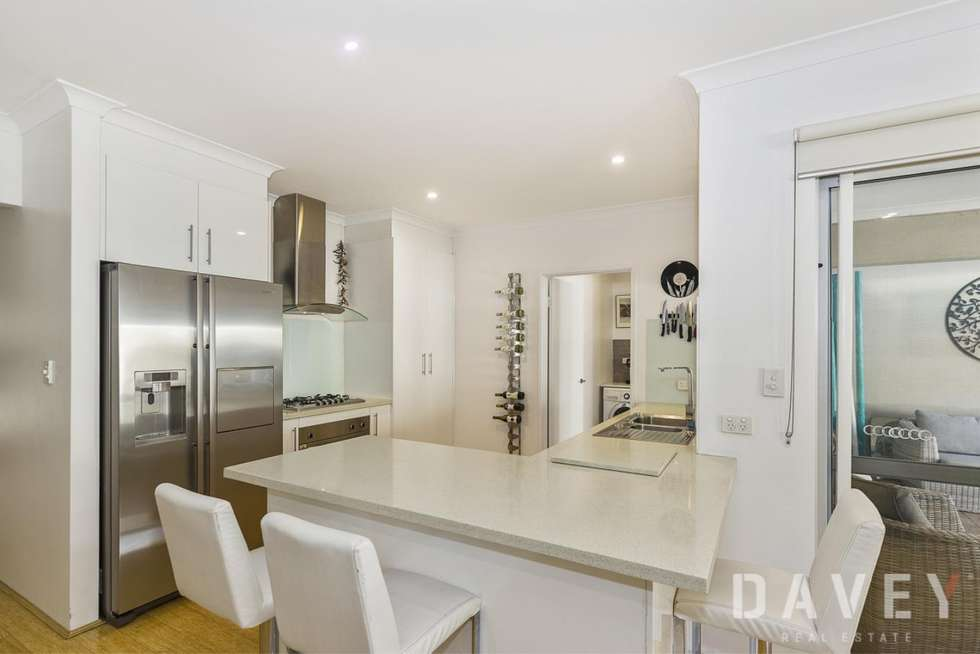 Second view of Homely villa listing, 6/45 Sackville Terrace, Scarborough WA 6019