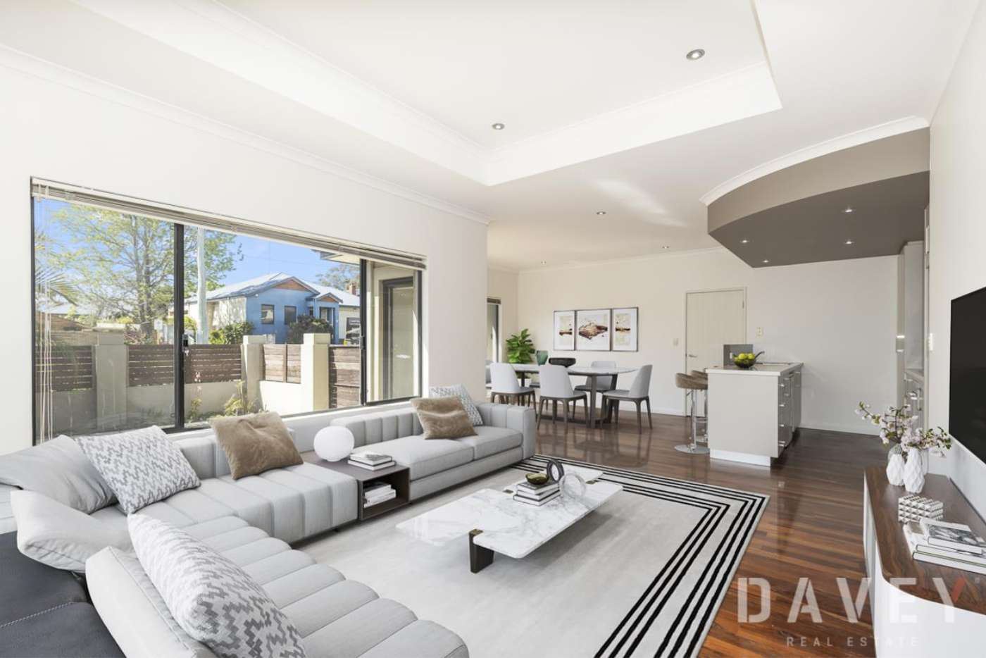 Main view of Homely villa listing, 47A Ewen Street, Scarborough WA 6019