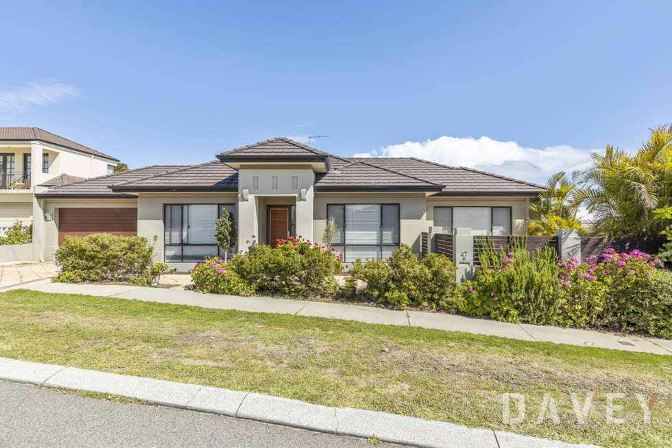 Second view of Homely villa listing, 47A Ewen Street, Scarborough WA 6019