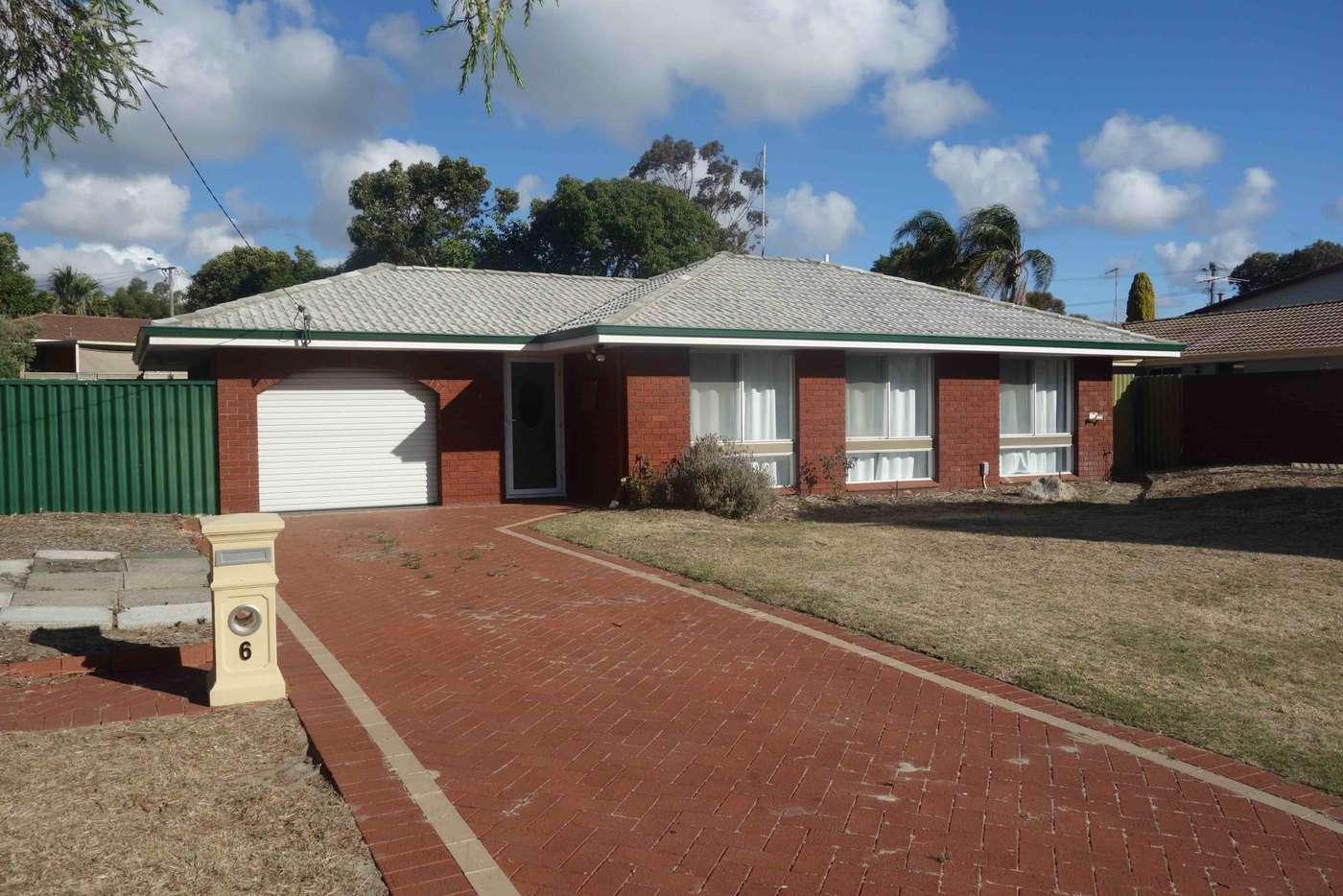 Main view of Homely house listing, 6 Bredhurst Road, Marangaroo WA 6064