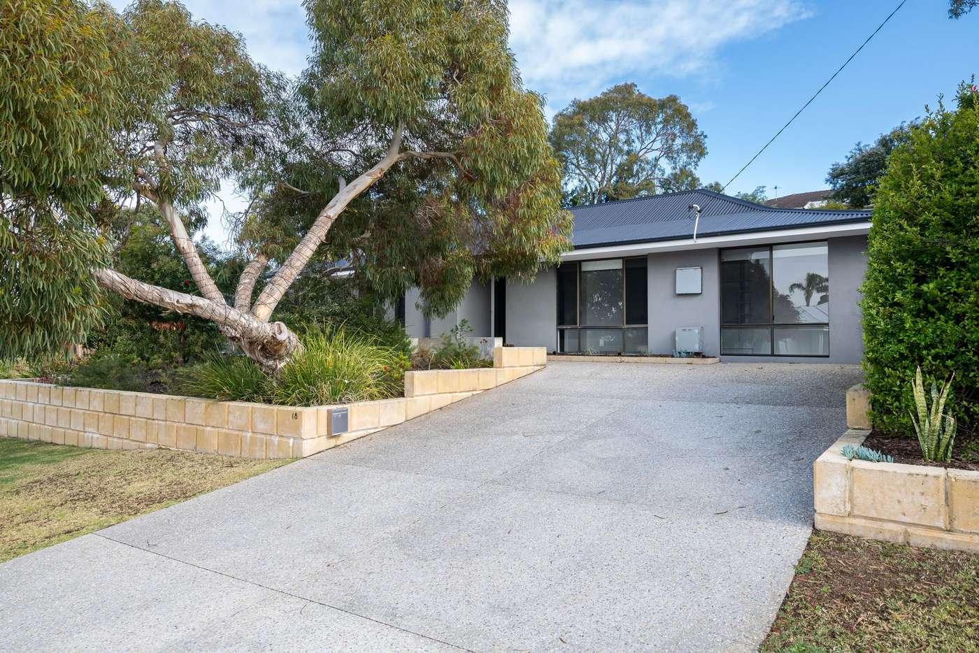 Main view of Homely house listing, 18 Madana Place, Craigie WA 6025
